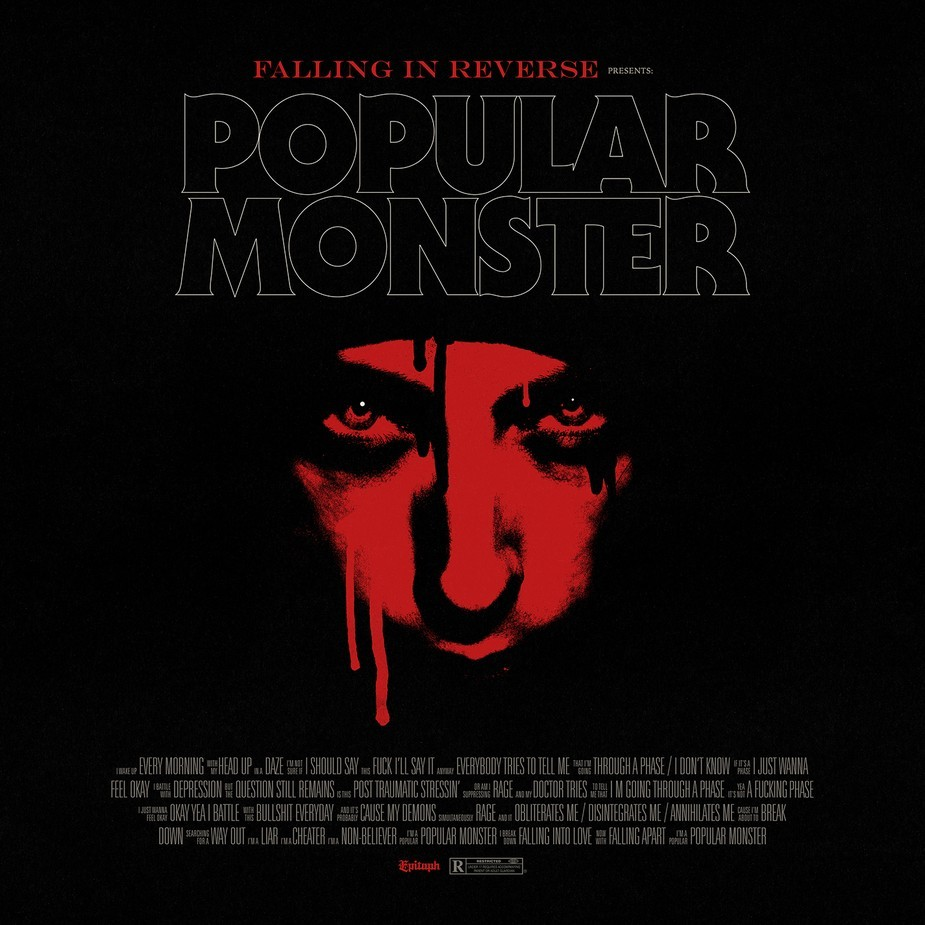 Рингтон Falling In Reverse - Popular Monster