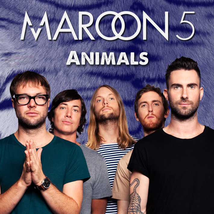 Рингтон Maroon 5 - Animals (cover by Living In Fiction)