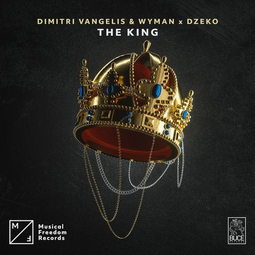 Рингтон Dimitri Vangelis & Wyman, Dzeko - The King