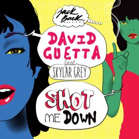 Рингтон David Guetta - Shot Me Down ft. Skylar Grey