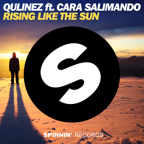 Рингтон Qulinez feat. Cara Salimando - Rising Like The Sun