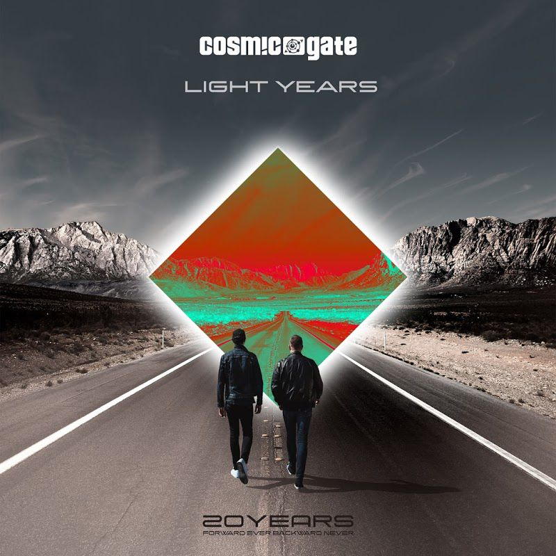 Рингтон Cosmic Gate - Light Years