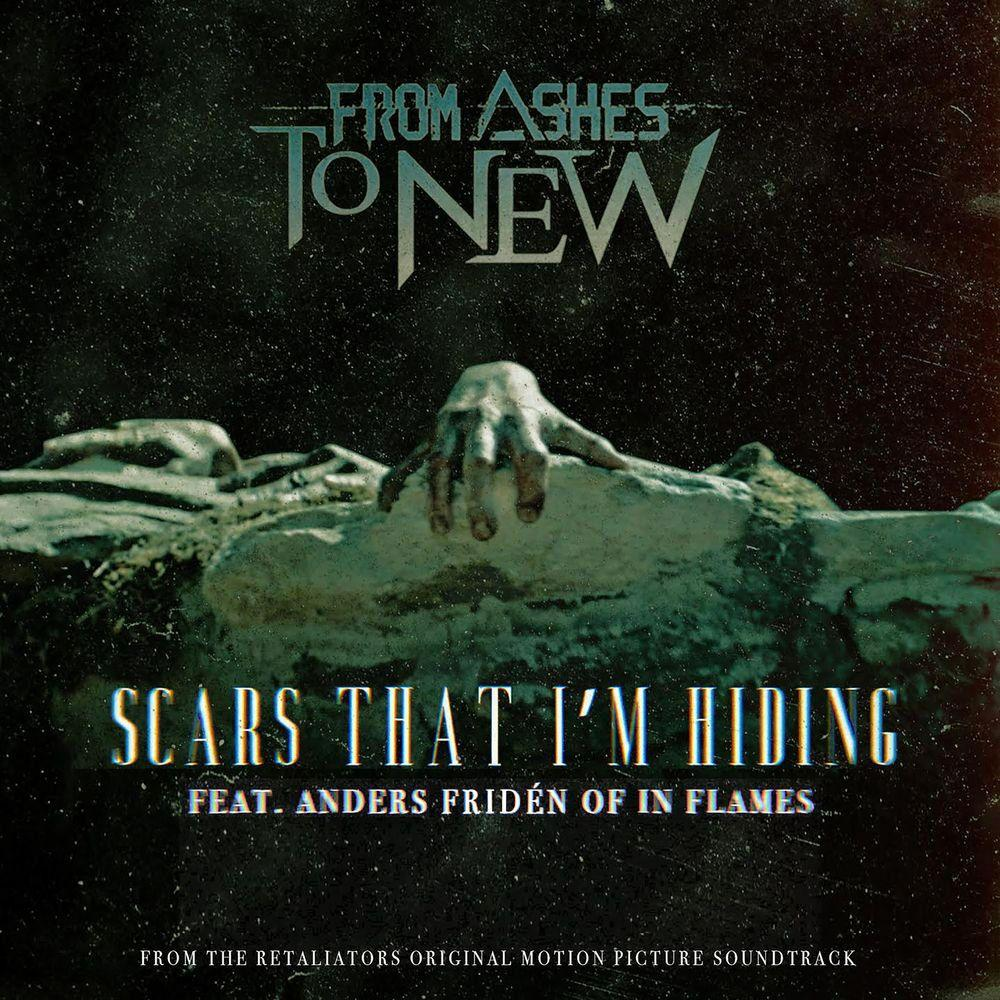 Рингтон From Ashes to New - Scars That I'm Hiding (feat. Anders Fridén)