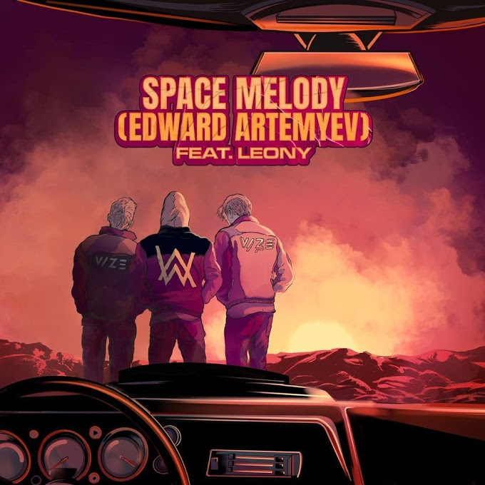 Рингтон Vize & Alan Walker Feat. Leony - Space Melody (Edward Artemyev)