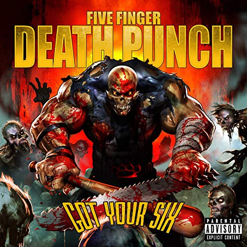 Рингтон Five Finger Death Punch - Wash It All Away
